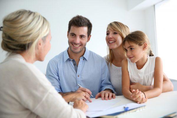 Семья и представитель органа опеки