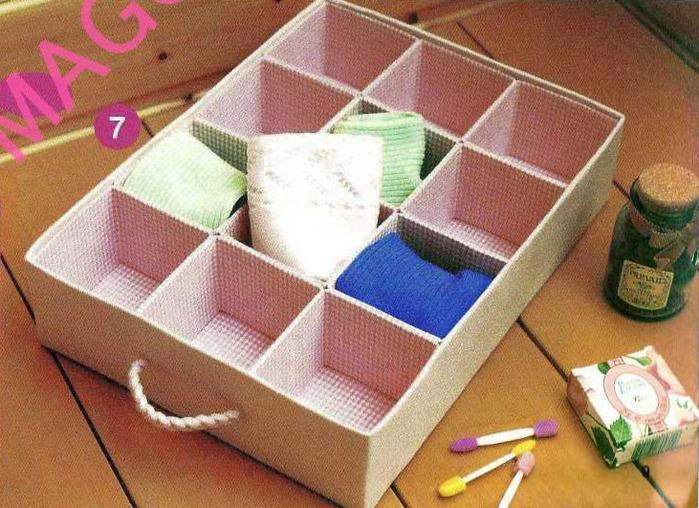 Что можно сделать из коробок от обуви