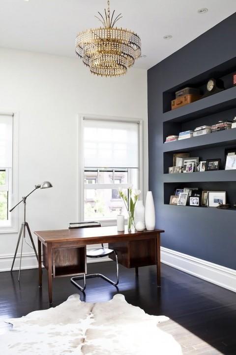 Отличный вариант для тех, кто весь день проводит в домашнем офисе