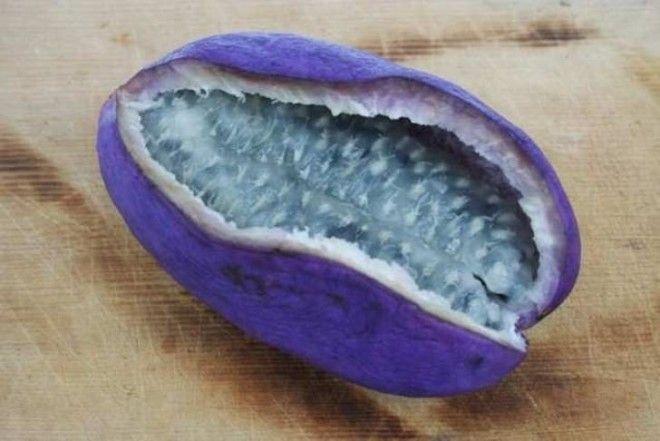 Интересная подборка малоизвестных фруктов.