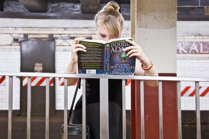 UndrgrndNYPubLib09 Подземное чтение