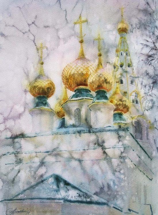 художник Любовь Титова картины - 14