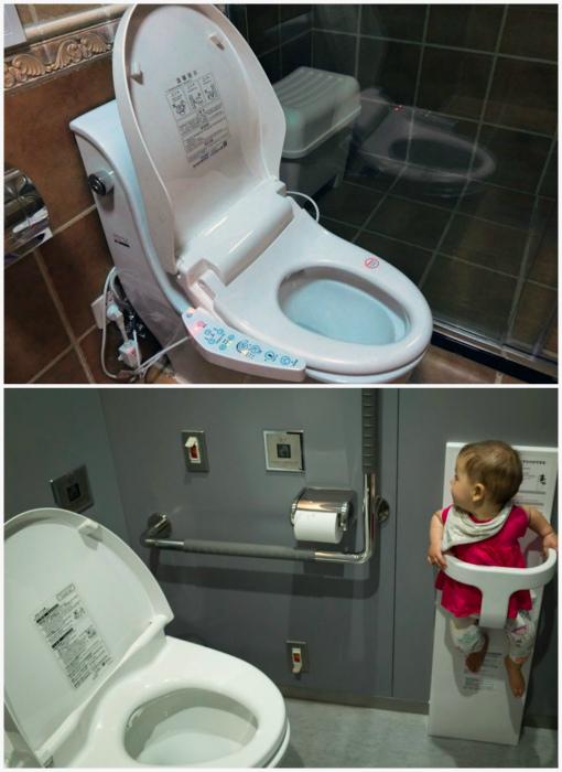 Функциональные туалеты и туалетные кабинки.