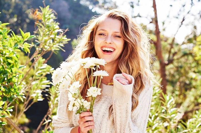 Радость и смех на фото всегда выглядят обворожительно. / Фото: melissaambrosini.com