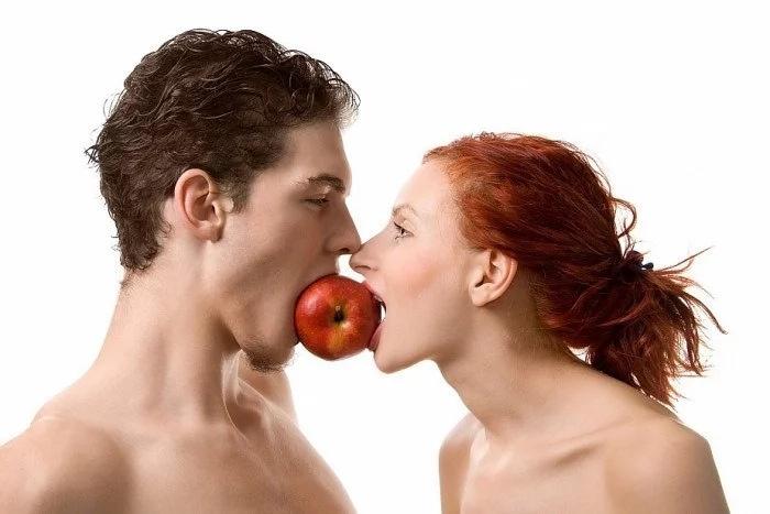 Что виделяется у мужчин когда они хотят секса