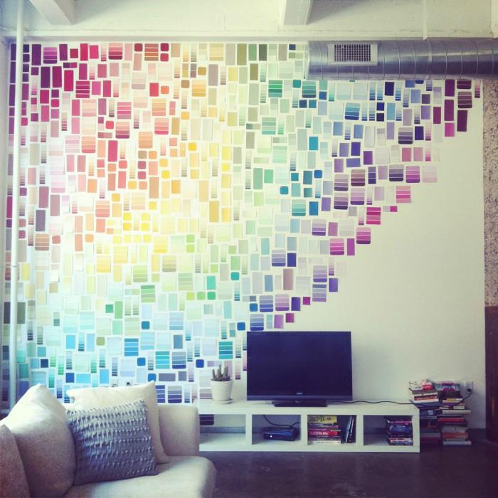 Замечательное украшение для комнаты.