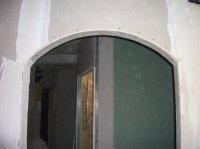 Межкомнатная арка из гипсокартона своими руками - фото-урок