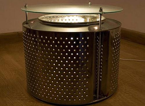 Что сделать из барабана стиральной машины