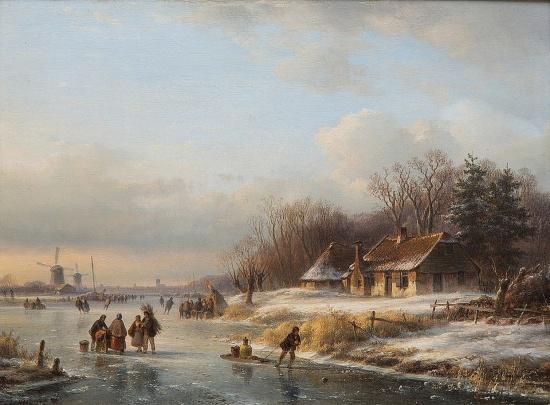 художник Лодевейк Йоханнес Клейн (Lodewijk Johannes Kleijn) картины – 19