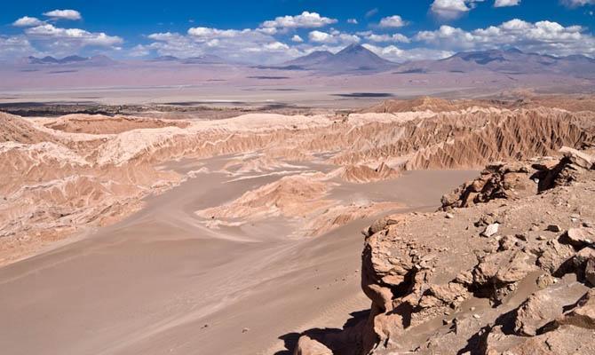 Пустыня Атакама, Интересные факты о Пустыне
