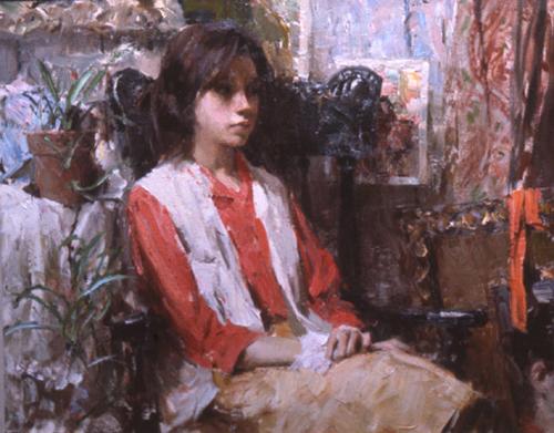 Американский художник Richard Schmid