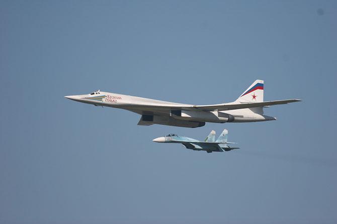 10 фактов о самом мощном бомбардировщике России