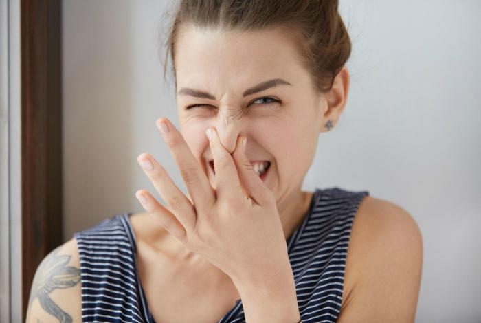 Пренебрежительное отношение к личной гигиене. | Фото: Brigitte.