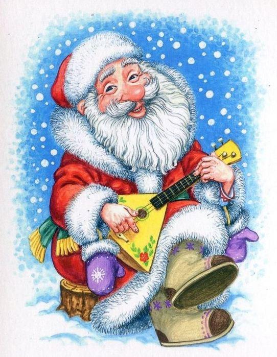 Дед Мороз 30 (542x700, 86Kb)