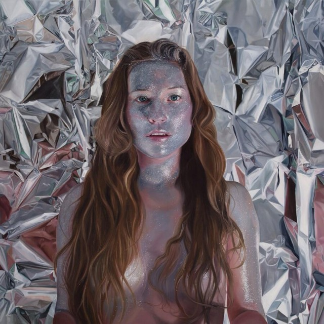 Гиперреалистичные картины Джен Манн