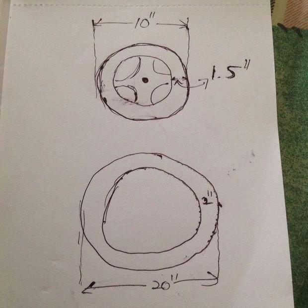 Заготовки для колец своими руками фото 170