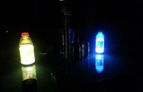 как сделать фонарь
