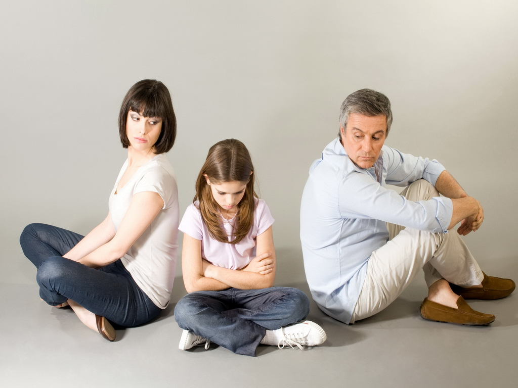 Картинки родителей с детьми подростками