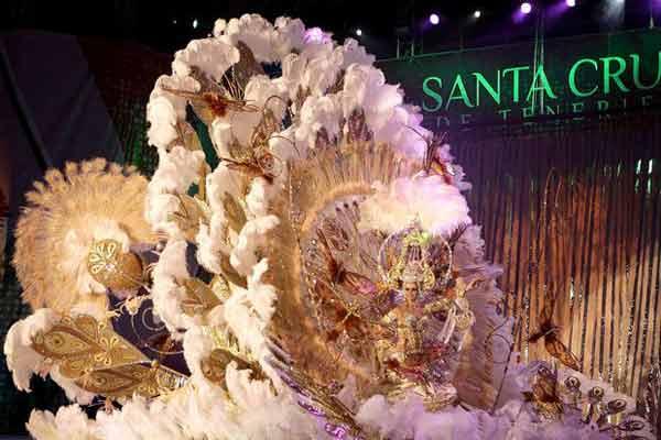 Карнавал в Санта-Крус-де-Тенерифе, Испания