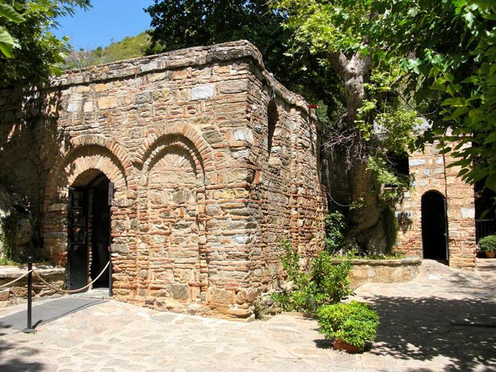 Дом Пресвятой Девы Марии в Эфесе — место паломничества христиан достопримечательности, желания, мир