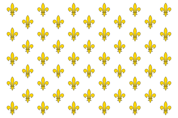 Флаг дореволюционной Франции