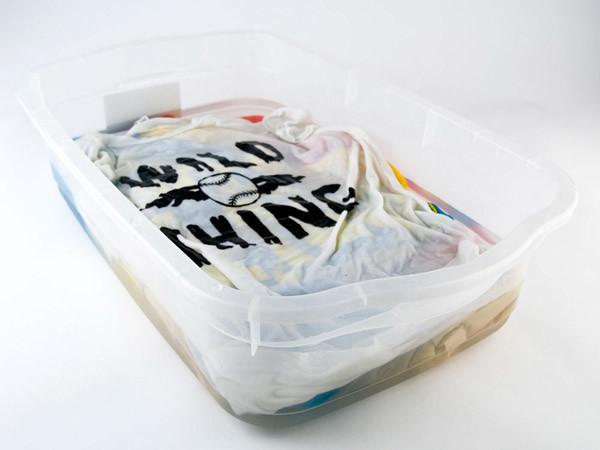 1. Замочите футболку в соляном растворе (100 г соли на 1 л), чтобы придать ей мягкость одежда, секрет, совет, хитрости