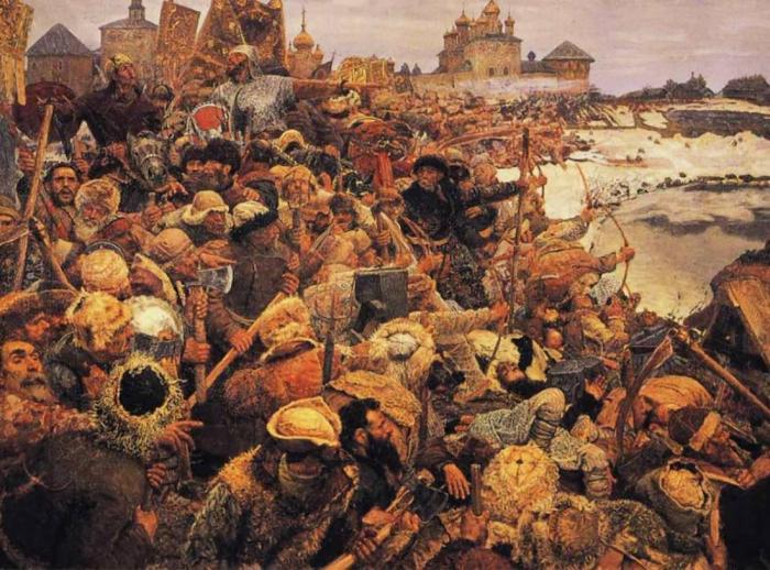 Кровь и смерть: смутная история русского авантюриста