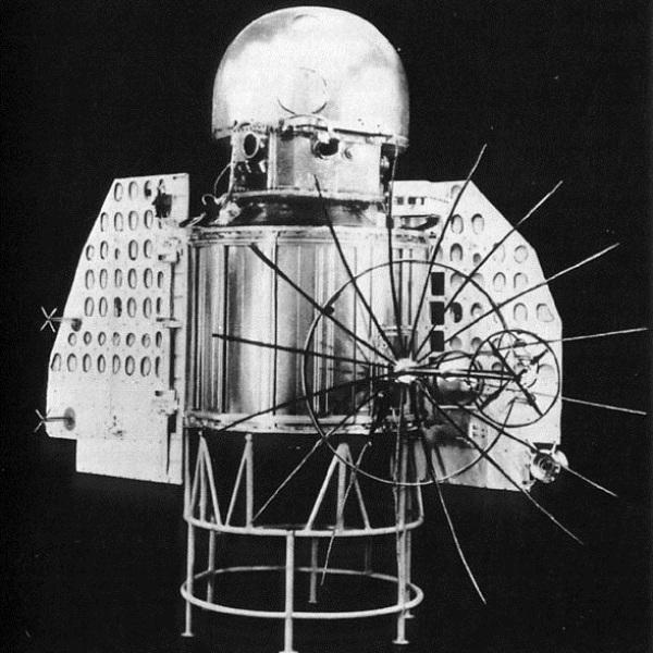 Спутник «Венера-1»