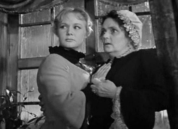 """Кадр из фильма """"Капитанская дочка"""", 1958"""
