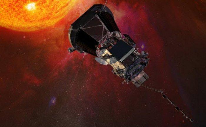 Parker Solar Probe - полёт в Солнцу.