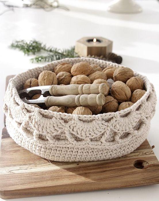 Стильное хранение орехов