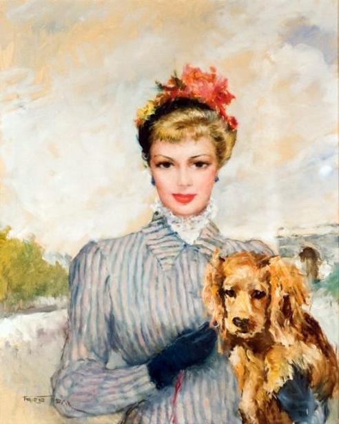 lady-with-a-dog (492x615, 197Kb)
