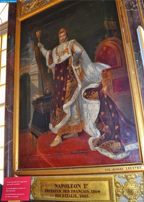 Наполеон Бонапарт 1805 год