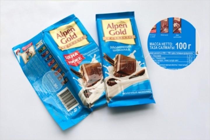 Шоколад сколько мы недоедаем настоящий вес продуктов обман