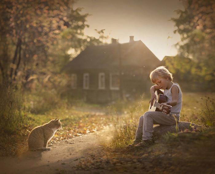 Музыка для любимого кота.