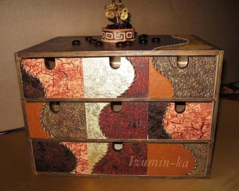 Комодик ИКЕА и идеи его декорирования