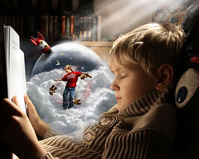 Почему читать книги полезно?