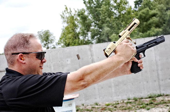 Пистолет DE50SRMMB