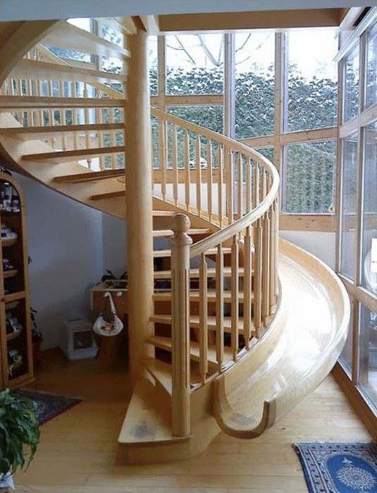 Лестница на любой вкус.