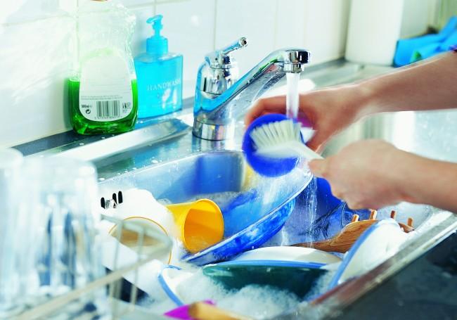 Не оставляйте грязную посуду на столе или в мойке - это может привлечь тараканов