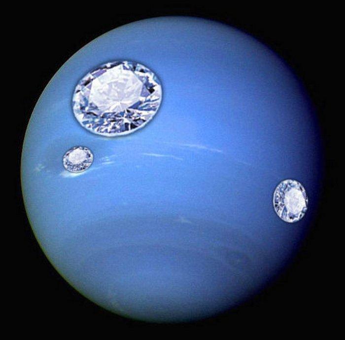 Алмазные океаны