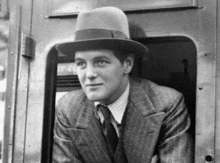 Рэндольф Черчилль. / Фото: www.pinimg.com