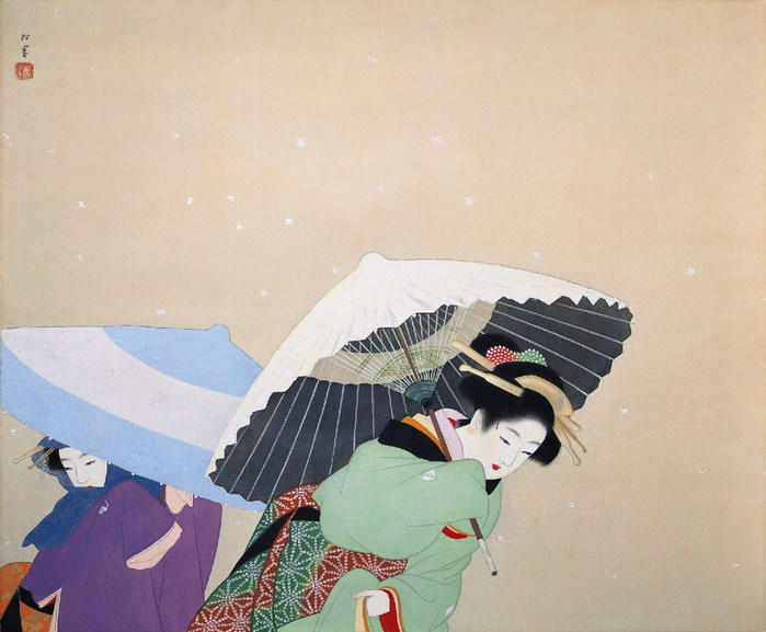 16-яп Large Snowflakes 1944_ (699x577, 83Kb)