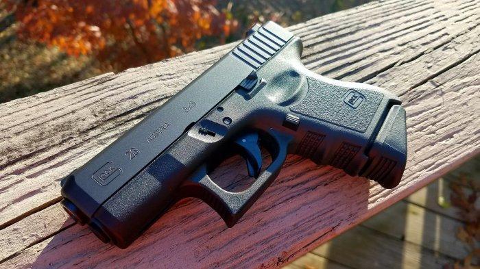Лучший в мире пистолет. /Фото: rock-cafe.info.