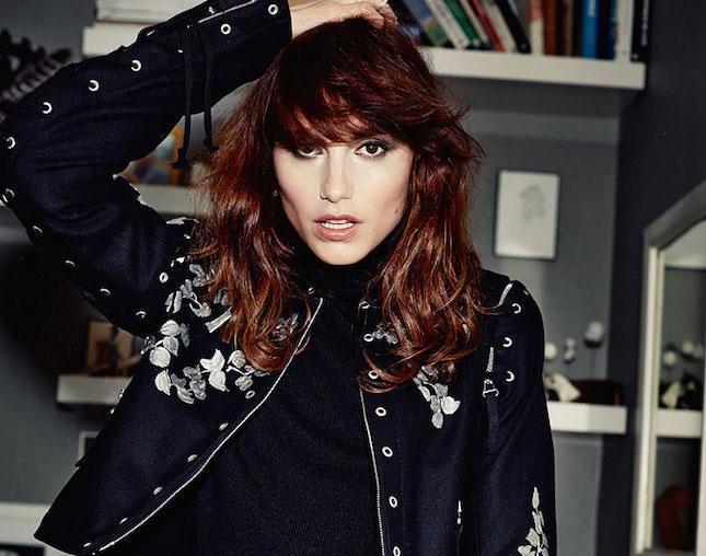 12 модных небрежных причёсок, которые стоит попробовать в 2015 году