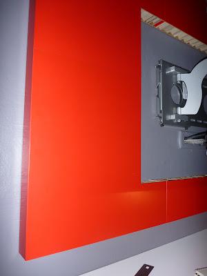 оформление стены с телевизором (5)