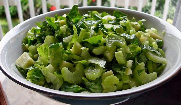 Яблоки С Сельдереем Для Похудения. Жиросжигающий салат с сельдереем для похудения и сжигания жира