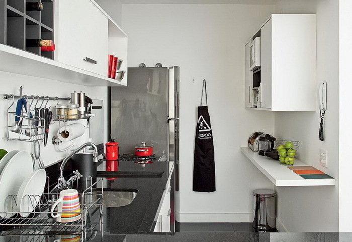Как обустроить маленькую кухню: 12 простых советов - фото 9