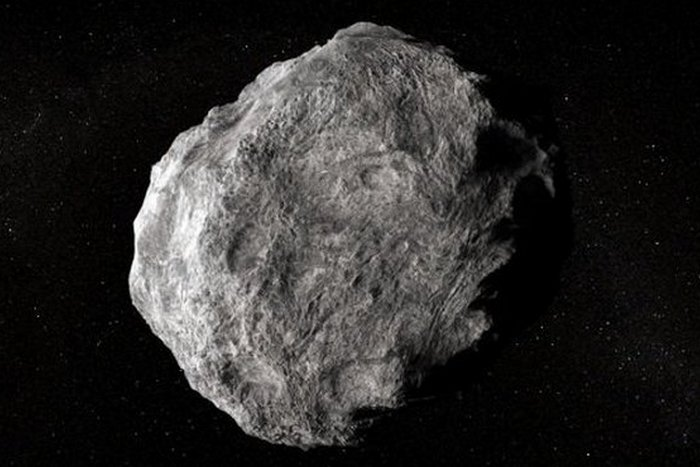 Аномальное небесное тело: астероид 2015 BZ509.