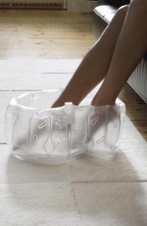 Надувная ванночка для ног